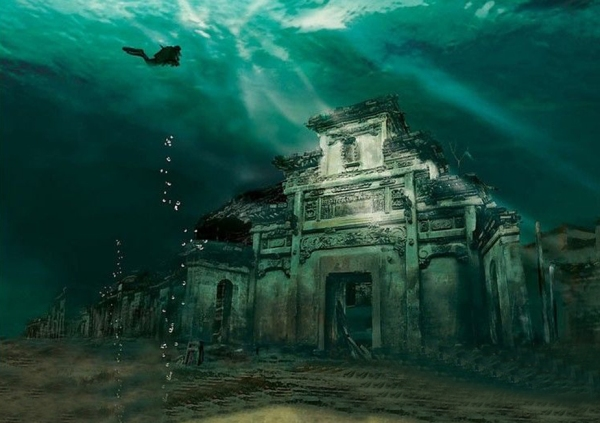Shi Cheng, China's Atlantis