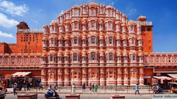 Hawa Mahal, Palace of Winds