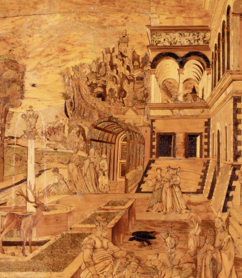 The Art of Intarsia